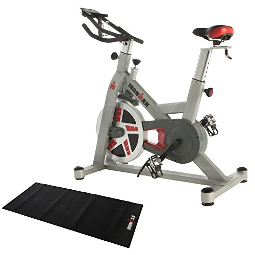 IRONMAN Fitness H-Class 520 Magnetic Tension Indoor Training Cycle with Bluetooth, BONUS My Cloud Fitness Chest Belt and added BONUS Equipment Mat (Indoor Training Cycle compare prices)