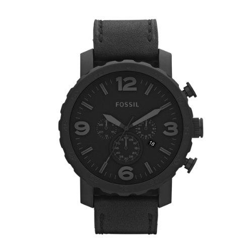 Fossil Herren-Armbanduhr XL Trend Analog Leder JR1354