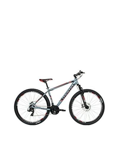 MOMA BIKES Bicicleta Btt 29 Alu Full Disc 24V Gtt29 L Grafito
