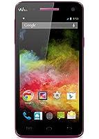 Wiko Rainbow Smartphone débloqué 4G (Ecran : 5 pouces - 8 Go - Simple SIM - Android 4.4 KitKat) Fuchsia
