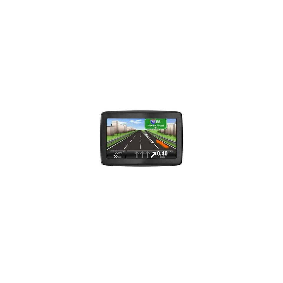 TomTom VIA 1505TM GPS Navigation 5 Touchscreen, 4GB Internal Memory