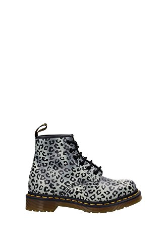 Bottes 101 Dr Martens - Charcoal Psych Leo Softy T