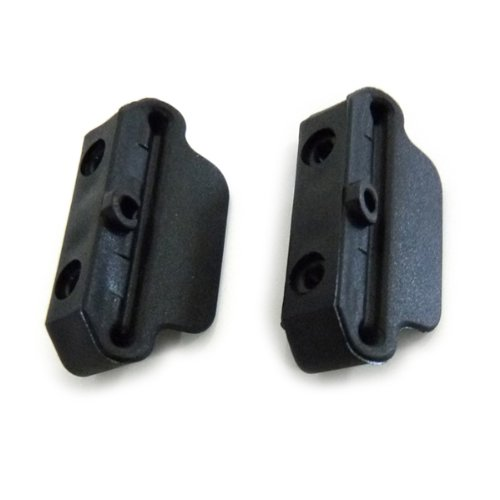 Iron Track Atomik RC Bumper for Iron Track Barren 4WD RC Desert Buggy Vehicle, 2-Piece - 1