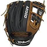 Wilson A2000 SuperSkin 11.25 Infield Baseball Glove (Right Hand Throw) by Wilson