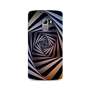 TAZindia Printed Hard Back Case Cover For Lenovo K4 Note