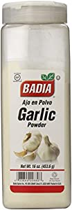 Badia Garlic Powder, 16 Ounce