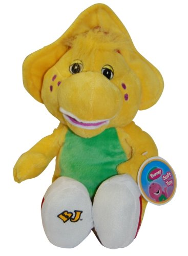 Barney soft toy. BJ 12 Inch