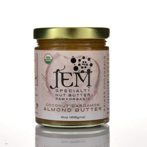 Coconut Cardamom Almond Butter