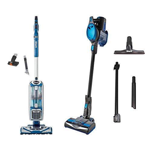 Shark Rotator Vacuum + Rocket Ultralight Vacuum, Blue, Certified Refurbished [Refurbished] (Shark Vacuum Power Head compare prices)