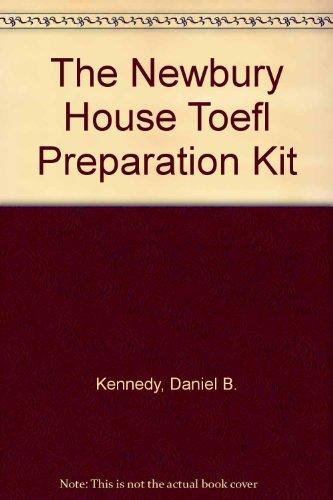 Newbury House TOEFL Preparation Kit:  Preparing for the TOEFL (Textbook, Tapescript & Answer Key, and 2 Audiocassett
