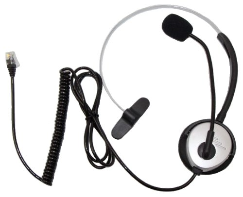 sundelyr-call-service-headset-with-adjustable-boom-mic-4-pin-rj9-modular-connector-for-telephone-ip-