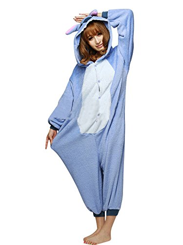 Keral Kigurumi Pigiama Adulto Anime Cosplay Halloween Costume Attrezzatura_Punto_M