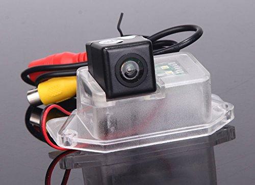 SYGAV CCD Car Reverse Camera for Mitsubishi Lancer Reversing Backup Rear View Parking (Rear View Camera For Mitsubishi compare prices)