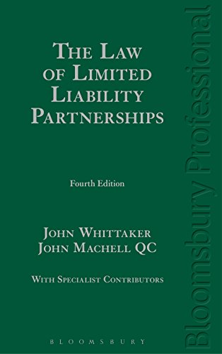 The Law of Limited Liability Partnerships