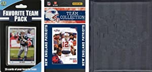 NFL New England Patriots Licensed 2010 Score Team Set and Favorite Player Trading... by C&I Collectables