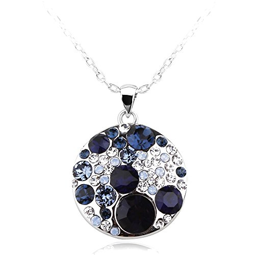 park-avenue-collier-disc-bleu-fonce-made-with-crystals-from-swarovski