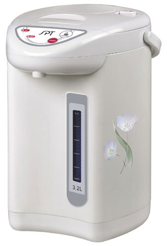 SPT-SP-3201 3.2 L Hot Water Dispenser with Dual-Pump System