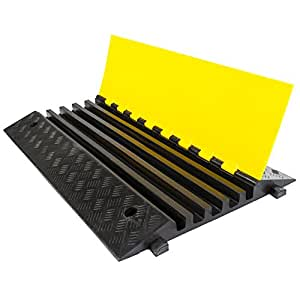 modular 5 channel rubber cable cover protector ramp rage powersports electronics. Black Bedroom Furniture Sets. Home Design Ideas