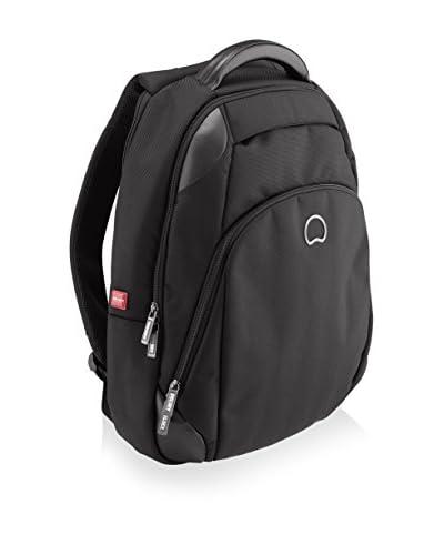 DELSEY Quarterback+ 17.3″ Laptop Backpack, Black
