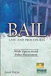 Bail Law and Procedures: with Tips to Avoid Police Harassment (Reprint)