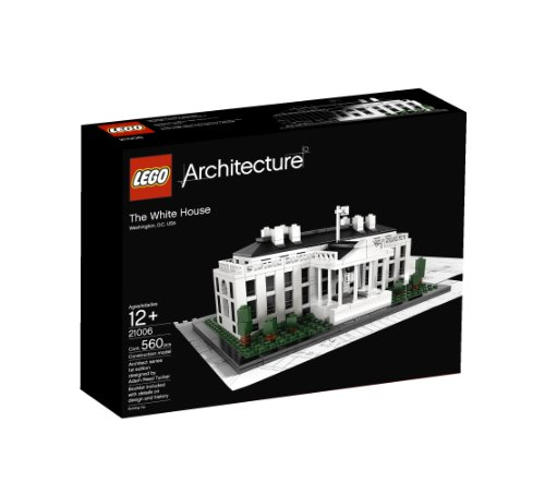 LEGO Architecture White House (21006) Amazon.com