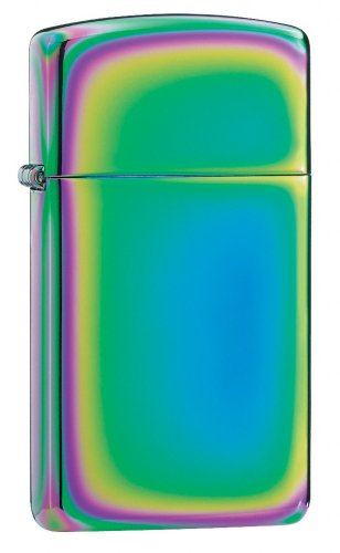 Zippo Slim Spectrum Pocket Lighter
