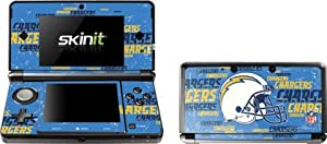 NFL - San Diego Chargers - San Diego Chargers - Blast - Nintendo 3DS - Skinit Skin by Skinit