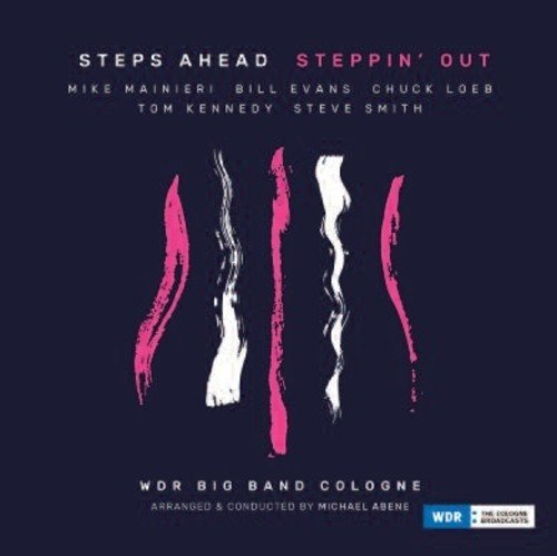 Steps Ahead - Steppin\\\' Out (CD)