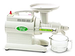 Tribest Green Star GS-2000 Complete Juice Extractor