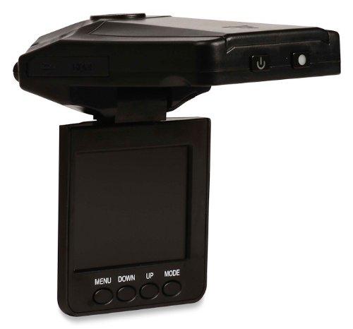 Top Dawg Electronics TDCAM01 Premium 720P DVR Dash Cam (Black)