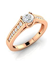 Classic Solitaire Engagement Ring (AELR0143P)
