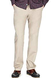 Blue Harbour Pure Cotton Tapered Leg Chinos with Stain Defence™