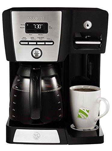 Cuisinart Coffee Maker Hot Water Dispenser : Coffee Maker with Hot Water Dispenser - Gathering Grounds Cafe