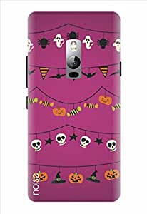 Noise Horror Party Printed Cover for OnePlus 2