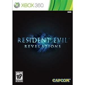 CAPCOM Resident Evil Revelations X360 [33072]