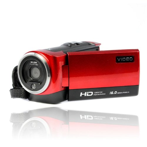 "Review Of Mokingtop(TM) Fashion New 2.7"" TFT LCD 16MP HD 720P Digital Video Recorder Camera 16x..."