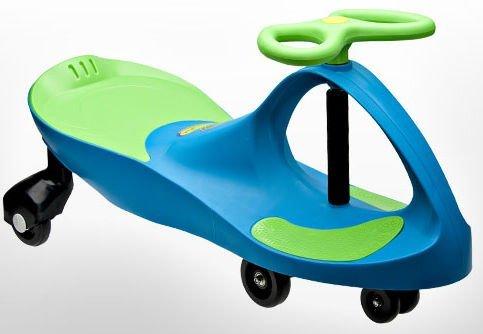 Plasma Wiggle Car