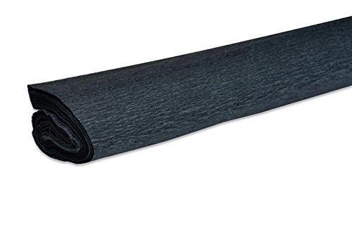 krepppapier vbs 50 x 200 cm schwarz bei anazo kaufen. Black Bedroom Furniture Sets. Home Design Ideas