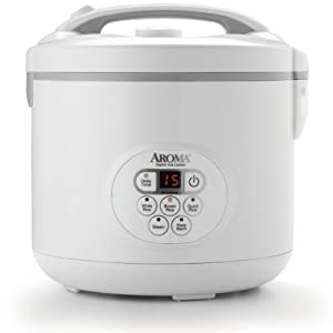 Aroma ARC-1000 Professional Series 20-Cup (Cooked) Sensor Logic Rice Cooker