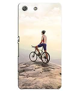 Citydreamz Back Cover For Sony Xperia M5, Sony Xperia M5 Dual Sim