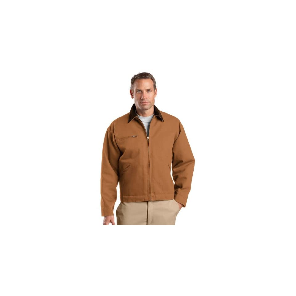 CornerStone Mens Duck Cloth Work Jacket in your choice of colors