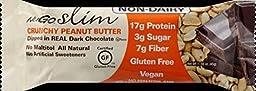 Slim Crunchy Peanut Butter 1.59 Ounces (Case of 12)