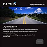 Garmin City Navigator Europe NT - U.K. & Ireland (micro SD/SD) 010-10691-00