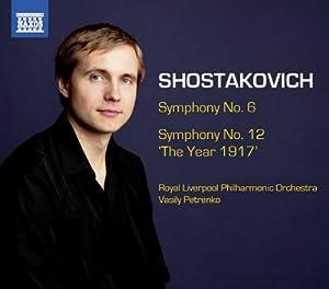 Shostakovich: Symphony No. 6 and Symphony No. 12