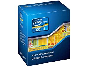 Intel 3rd Generation Core i5-3550 CPU (4 x 3.3GHz, Ivy Bridge, Socket 1155, 6Mb L3 Cache, Intel Turbo Boost Technology 2.0)