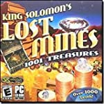 King Solomon's Lost Mines - 1,001 Tre...
