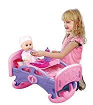 Mommy & Baby Rocking Bed Furniture for Dolls