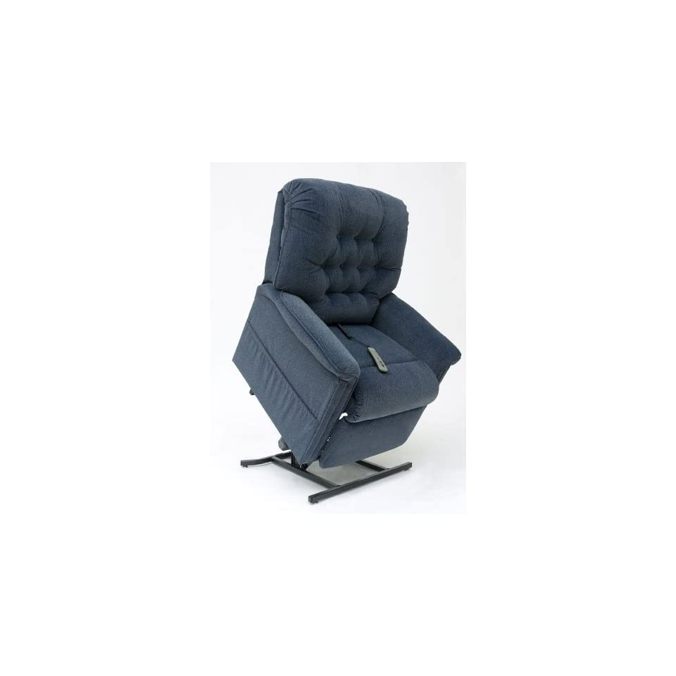 3 Position Full Recline Chaise Lift Chair   Large (GL 358L)