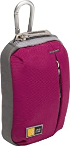 Case Logic TBC-302 Ultra Compact Camera Case with Storage - Magenta