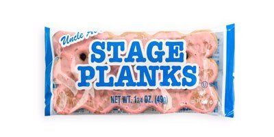 Uncle Al's Old Fashioned Stage Planks (Iced Molasses Cookies compare prices)
